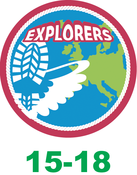 Explorers 15-18 jaar