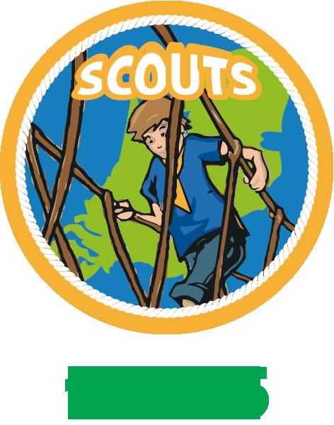 Scouts 11-15 jaar